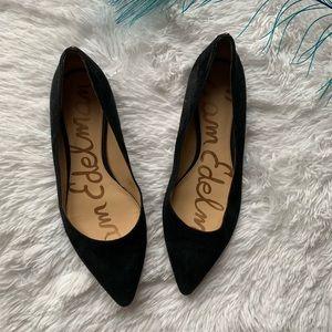 Sam Edelman Black Flats Size 7.5